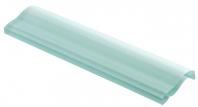 Tile Crystile Soft Mint Chair Rail 2x8