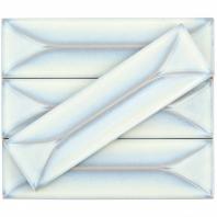 Terra Ignis Dimensions Azure Subway Tile by Soho Studio TRIG3X9DMENAZURE