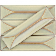 Terra Ignis Dimensions Mocha Subway Tile by Soho Studio TRIG3X9DMENMOCHA