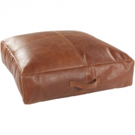 Barrington Leather Floor Pillow