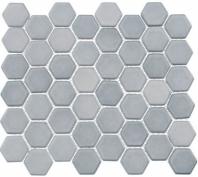 Greenwich Urbanite Blue Hexagon Tile GR885