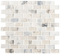 Mykonos Harbor Kosta Clouds Gray Interlocking Tile MKH1601
