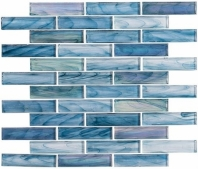 Oyster Cove Galapagos Deep Blue Interlocking Tile OTC1201