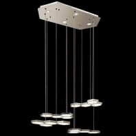 Elan Hexel Chandelier Model 83125