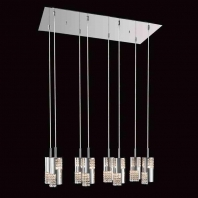 Elan Daudet Chandelier Model 83175