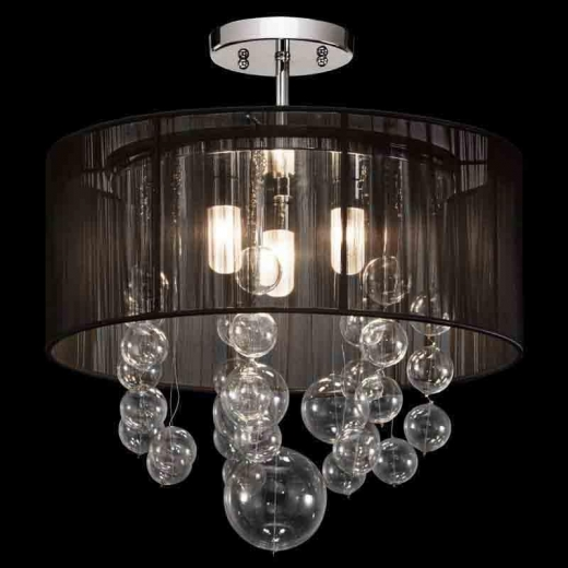 Elan Imbuia Ceiling Light Model 83226