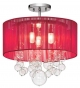 Elan Imbuia Ceiling Light Model 83228