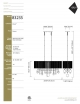 Elan Imbuia Pendant Light Model 83235