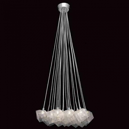 Elan Icekubez Chandelier Model 83289