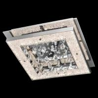 Elan Crushed Ice Ceiling Light Model 83410