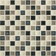 Aura Tile Ocean Spray 1x1 Mosaic AU32