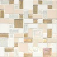 Coastal Keystones Tile Coconut Beach Block Random CK85