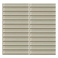 Color Wave Tile Silver Mink 1 x 6 Straight-Joint CW04