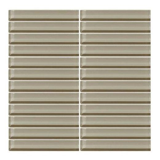 Color Wave Tile Casual Tan 1 x 6 Straight-Joint CW07