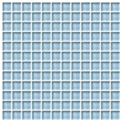 Color Wave Tile Blue Lagoon CW13
