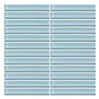 Color Wave Tile Blue Lagoon 1 x 6 Straight-Joint CW13