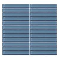 Color Wave Tile Twilight Blue 1 x 6 Straight-Joint CW14