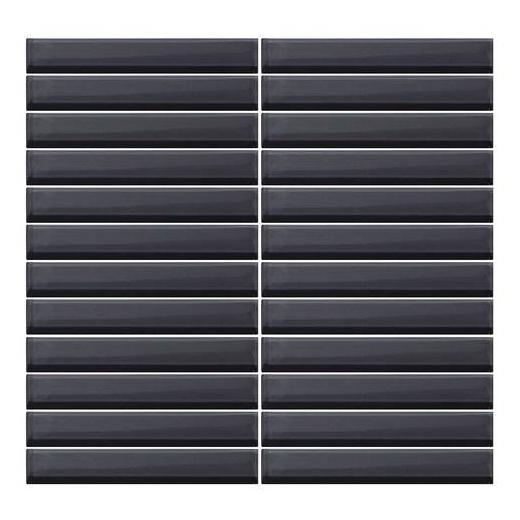 Color Wave Tile Nine Iron 1 x 6 Straight-Joint CW19