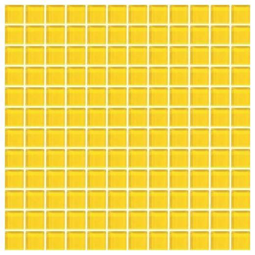 Color Wave Tile Lemon Popsicle CW34