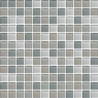 Color Wave Tile Willow Water 1 x 1 Mosaic CW21