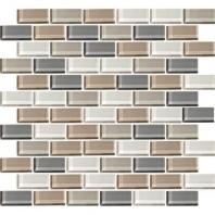 Color Wave Tile Willow Water 2 x 1 Brick-Joint CW21