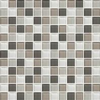 Color Wave Tile Soft Cashmere 1 x 1 Mosaic CW22