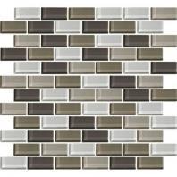 Color Wave Tile Soft Cashmere 2 x 1 Brick-Joint CW22