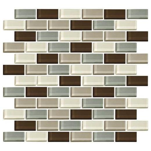 Color Wave Tile Sweet Escape 2 x 1 Brick-Joint CW24