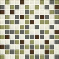 Color Wave Tile Autumn Trail 1 x 1 Mosaic CW26