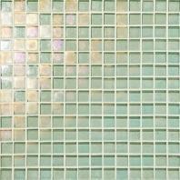 Daltile Glass Horizons Tile Sea Glass Mosaic GH02