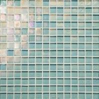 Daltile Glass Horizons Tile Sky Blue Mosaic GH03