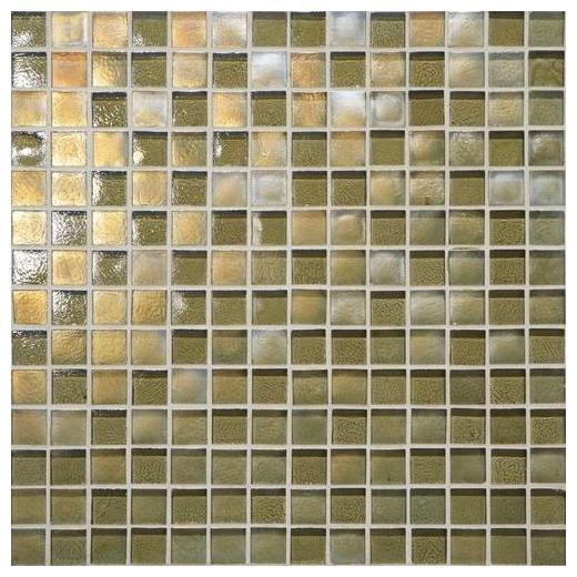 Daltile Glass Horizons Tile Lagoon Mosaic GH05