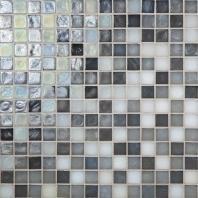 Glass Horizons Tile Arctic Blend Mosaic GH15