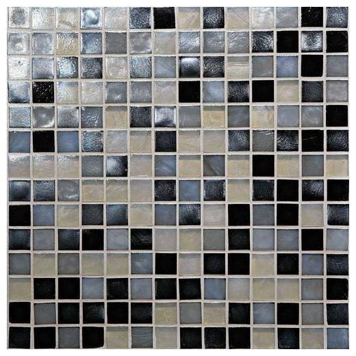 Glass Horizons Tile Baltic Blend Mosaic GH16
