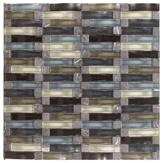 Intertwine Tile Ocean F177