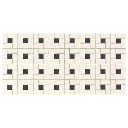 Keystones Tile Windmill 1x1 Mosaic DK20