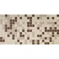 Keystones Tile Chocolate 1x1 Mosaic DK13