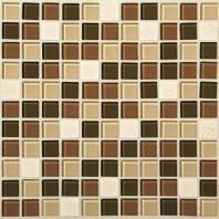 Mosaic Traditions Tile Desert Dune 1x1 Mosaic BP94