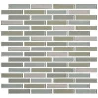 Mosaic Traditions Tile Oasis 5/8 x 3 Brick-Joint Mosaic BP98