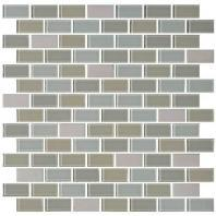 Mosaic Traditions Tile Oasis 3/4 x 1 1/2 Brick-Joint Mosaic BP98