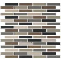 Mosaic Traditions Tile Skyline 5/8 x 3 Brick-Joint Mosaic BP99