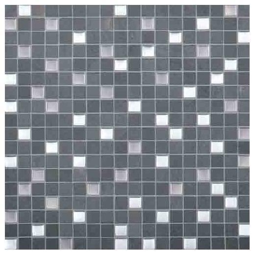 """Olympus Slate Tile Parthenon Blend 5/8"""" x 5/8"""" OS02"""