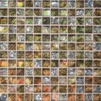 Soiree Tile Nevis 1 x 1 Mosaic F153
