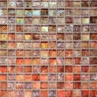 Soiree Tile Antigua 1 x 1 Mosaic F155