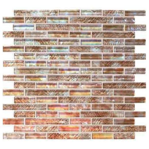 Soiree Tile Aruba 5/8 Random Mosaic F152