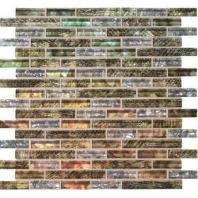 Soiree Tile Nevis 5/8 Random Mosaic F153