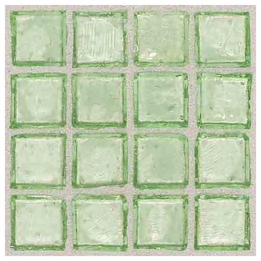 Egyptian Glass Tile Palm EG02