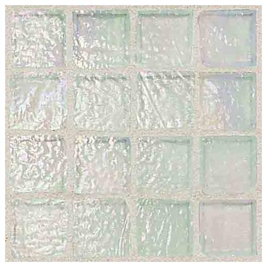 Egyptian Glass Tile Opal EG07