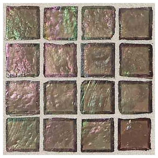 Egyptian Glass Tile Myrrh EG10