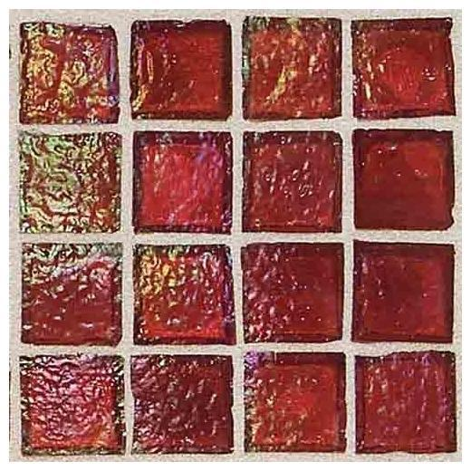 Egyptian Glass Tile Rosetta EG13